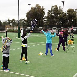 Mill Park Tennis Club   Coaching
