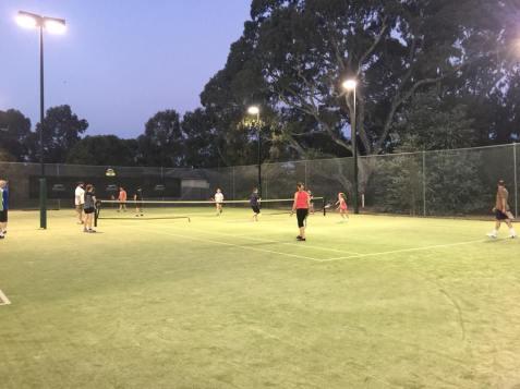 Mill Park Tennis Club   Sports Trivia Night