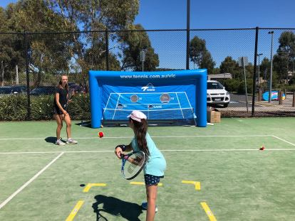 Mill Park Tennis Club   Open Day South Morang