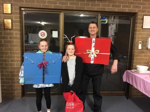 Mill Park Tennis Club   Christmas in July Trivia Night