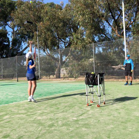 Mill Park Tennis Club   Paul Vassallo Coaching