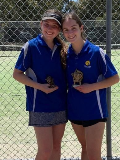 Mill Park Tennis Club   Club Champs Singles A Grade Womens 2019
