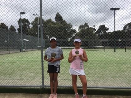 Mill Park Tennis Club | Club Champs Singles B Grade Womens 2019