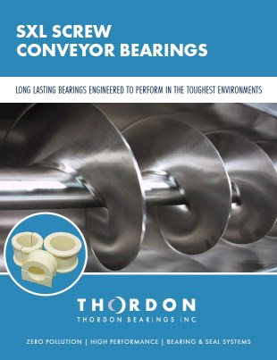 Brochure - Thordon for Screw Conveyors