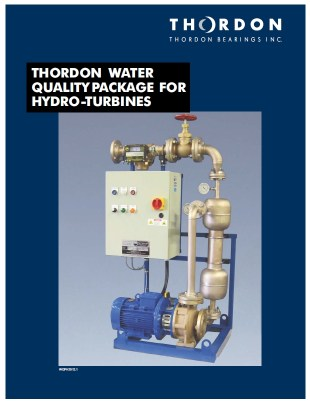 Brochure - Thordon for Water Filtration