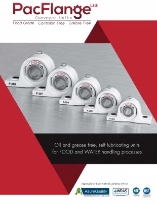 Product Manual - PacFlange Bearings