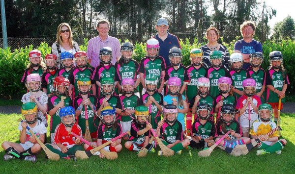 New Jerseys for our GAA Stars of the Future – Millstreet.ie