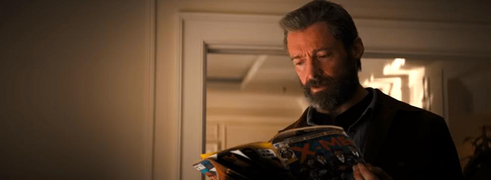 Logan ist Wolverine