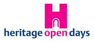 Heritage Open Days. access to buildings, businesses, places that are free to explore for a limited time.
