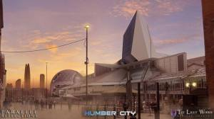 Humber City.