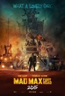 Mad Max movie poster.