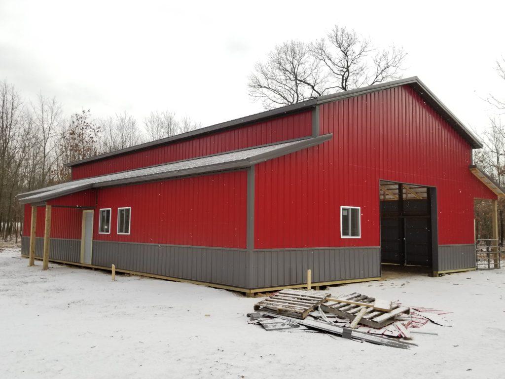 Choosing Pole Barn Colors MilMar Pole Buildings