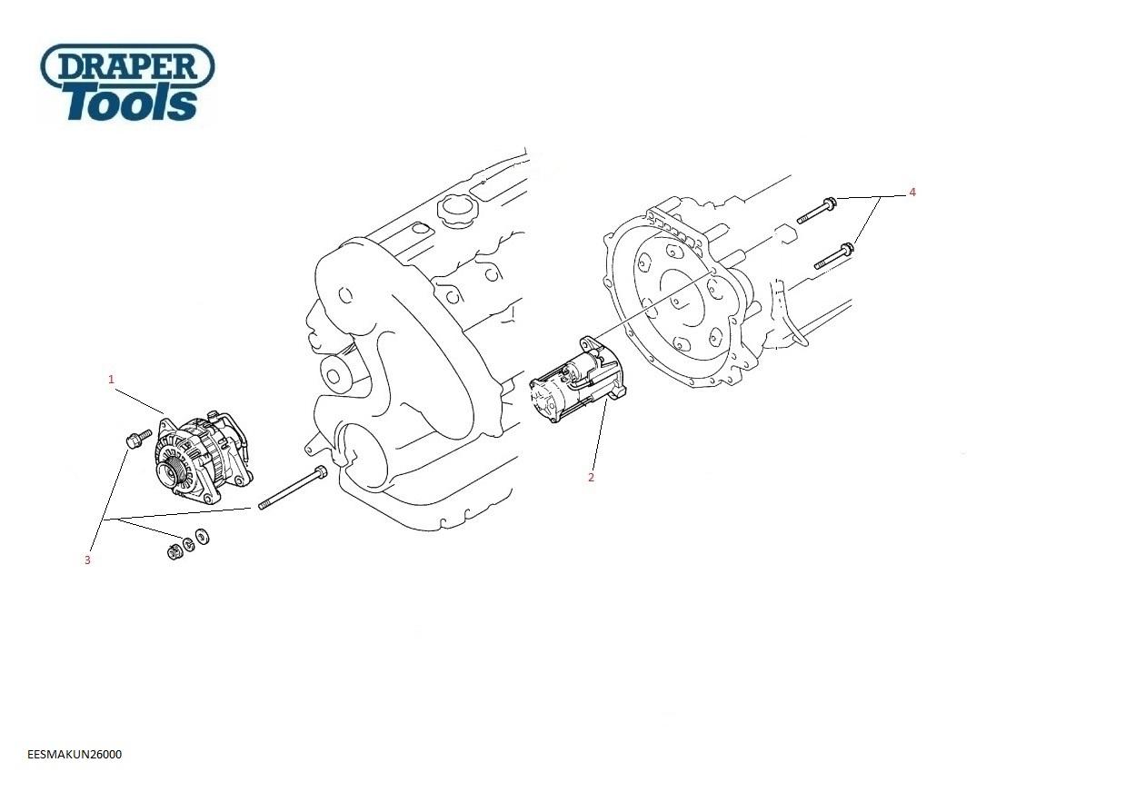 Starter Motors Amp Alternators For Toyota Hilux 3 0lsel