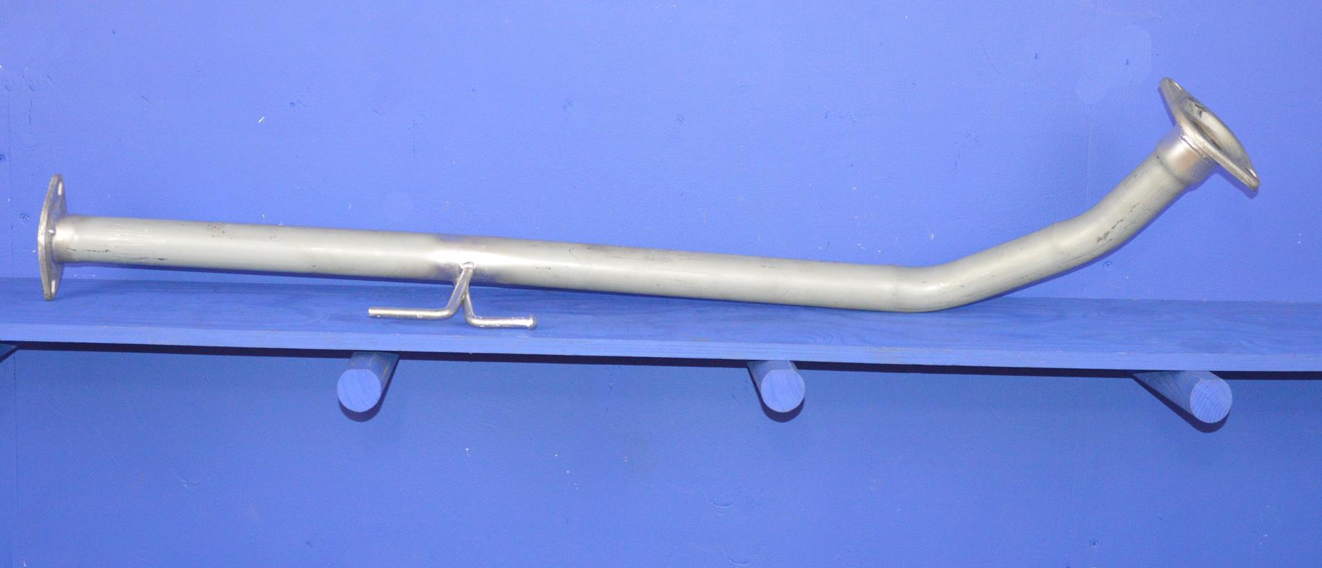 exhaust pipe no 1 front replacement de cat