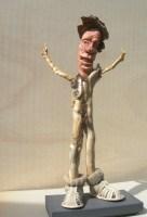 Sculpture qui fait partie de la série sur la Mode