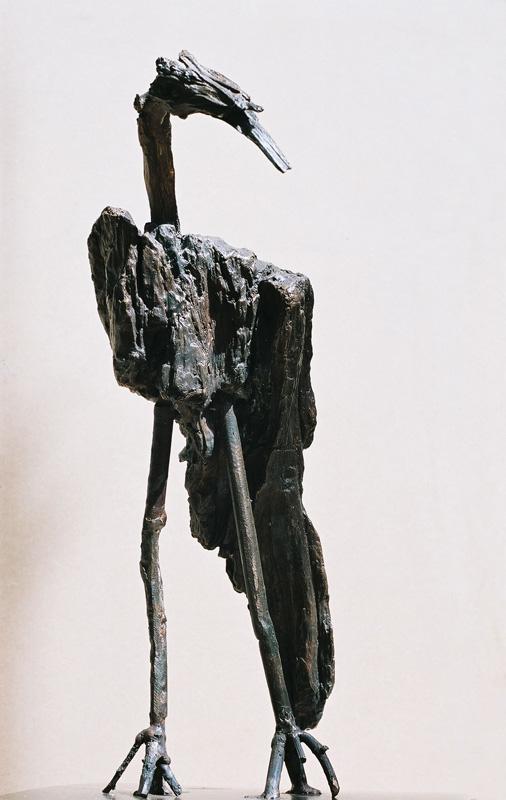 Bronze classique. Sculpture animalière