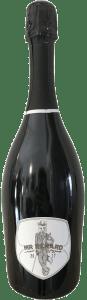 Una bottiglia di Frizzante Milocco.