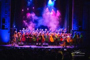 coro de uruguay - coro la gozadera