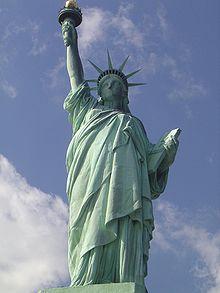 socha slobody