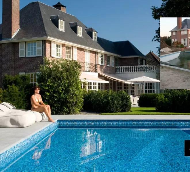 Zwembad renovatie vakkundig renoveren met glasmoza ek for Renovatie zwembad
