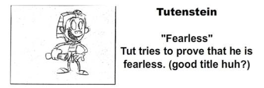 Tutenstein-fearless