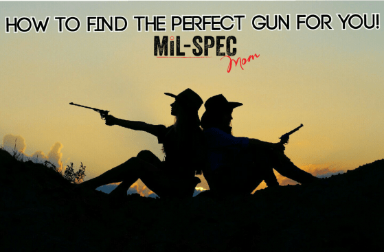 find the perfect gun