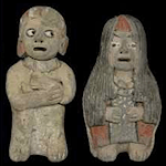 Figurines Caral-Supe