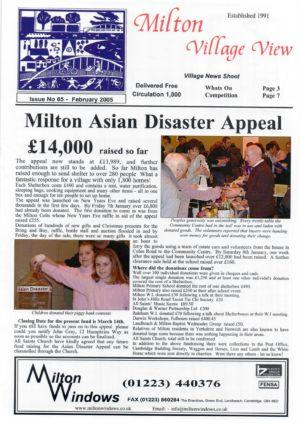 VV Issue 66 (65) Feb 2005