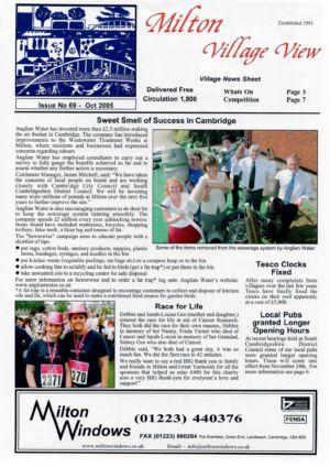 VV Issue 69 Oct 2005