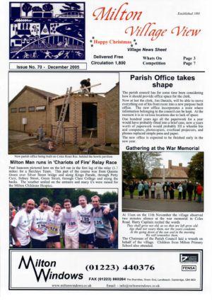 VV Issue 70 Dec 2005