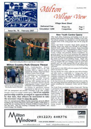 VV Issue 76 Feb 2007