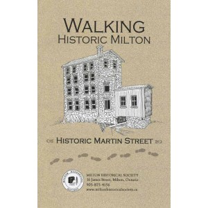 Walking Historic Martin Street