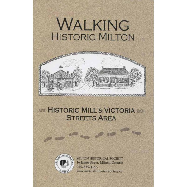 Walking Historic Mill & Victoria Streets