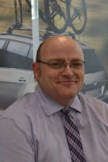 Michael Walsh - Parts Manager