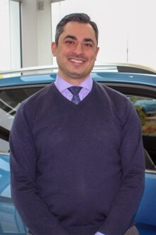 Nader Moradi - New Car Sales Manager