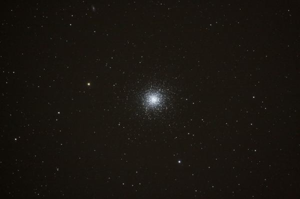 MAS Observatory Astrophotography - Messier 13 - M13 ...