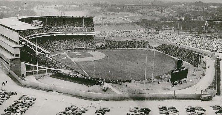 1953 County Stadium
