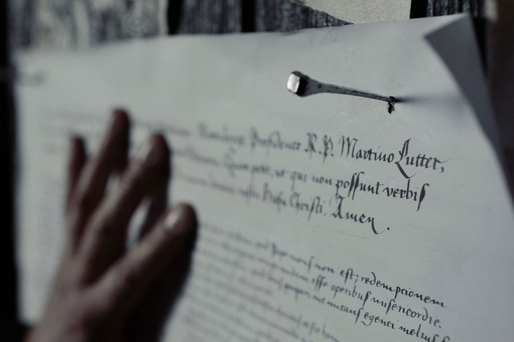 Martin Luther Movie To Air On Pbs For 500th Anniversary Of