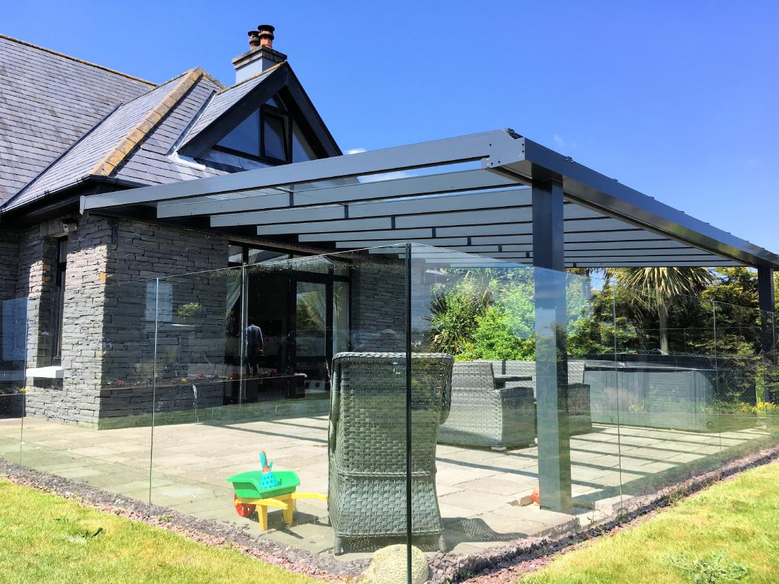 Veranda Kits Glass Aluminium Verandas Victorian Contemporary More