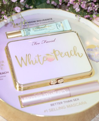 La palette « White Peach » de Too Faced !