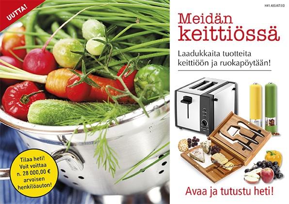 Kitchen-katalogi14, kansi