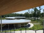 New Modernist Architecture: Grace Farms, New Canaan CT
