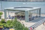 Modernist Architecture: Jane's Carousel, Brooklyn NY