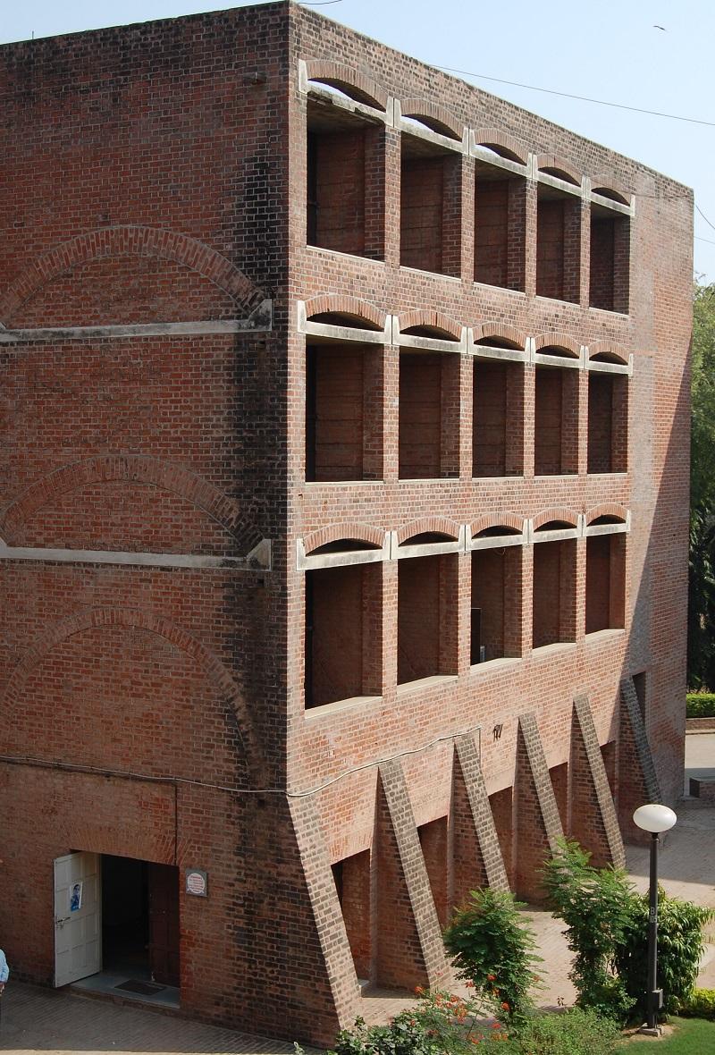 Dormitories at IIM Ahmedabad