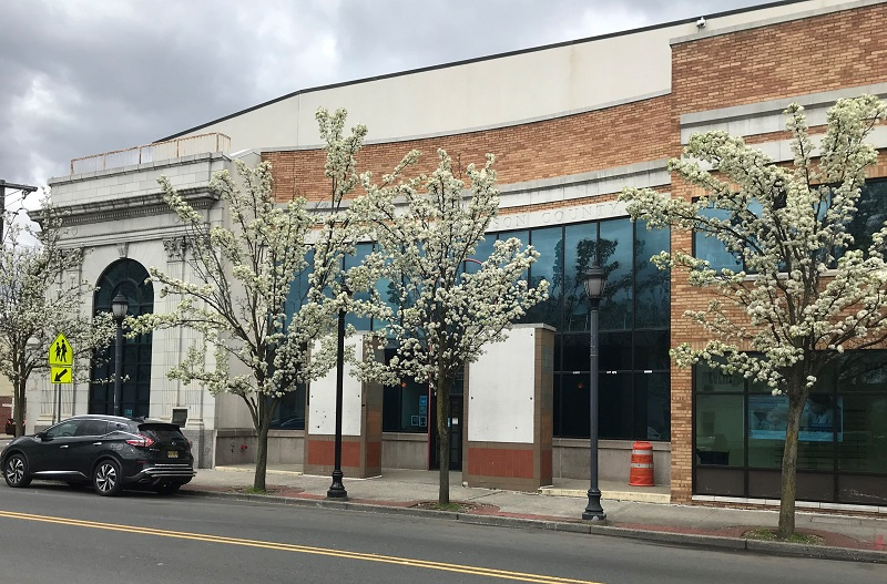 Headquarters Building in Jersey City NJ