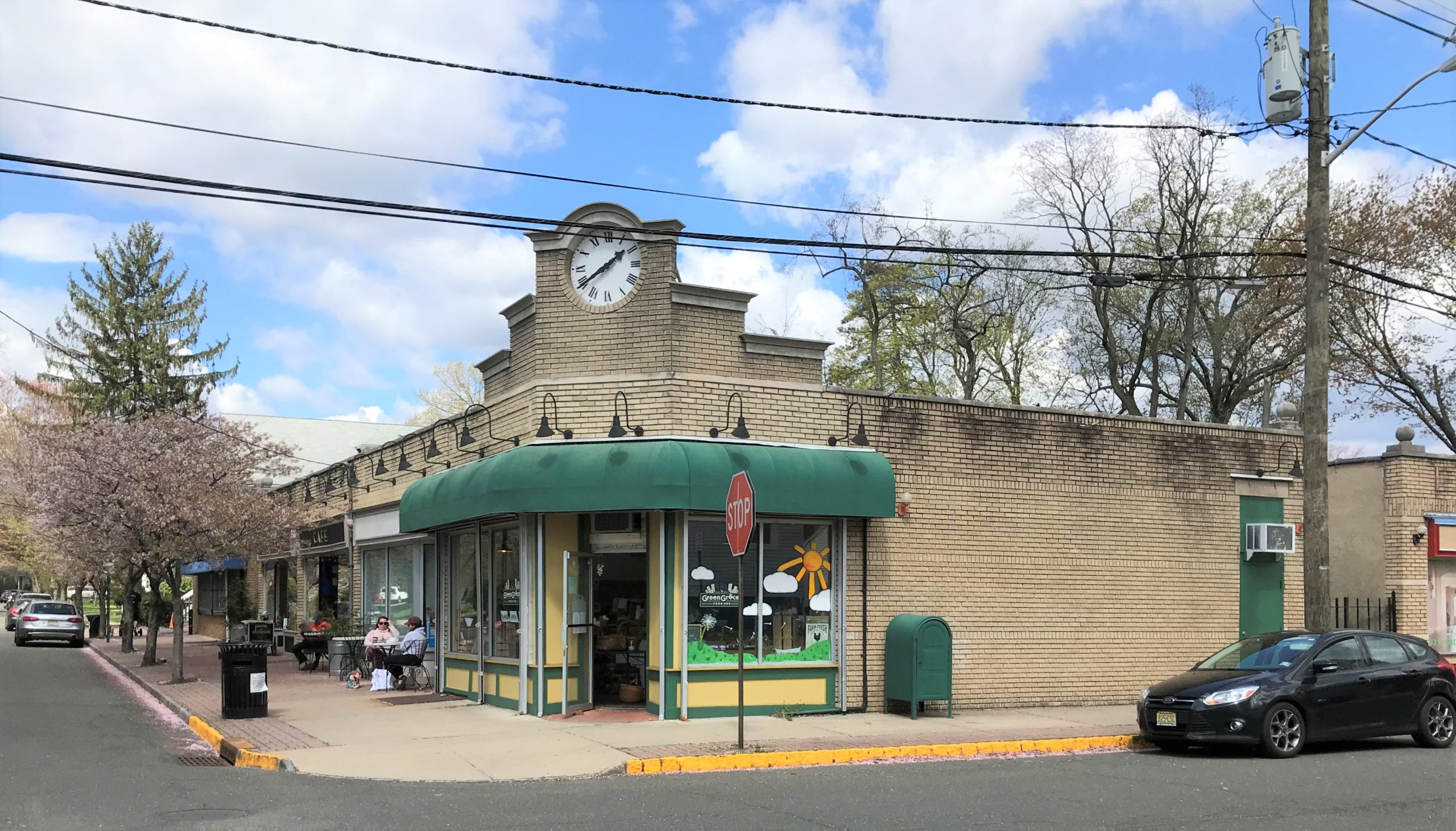 Revitalization of retail storefronts, Bloomfield NJ