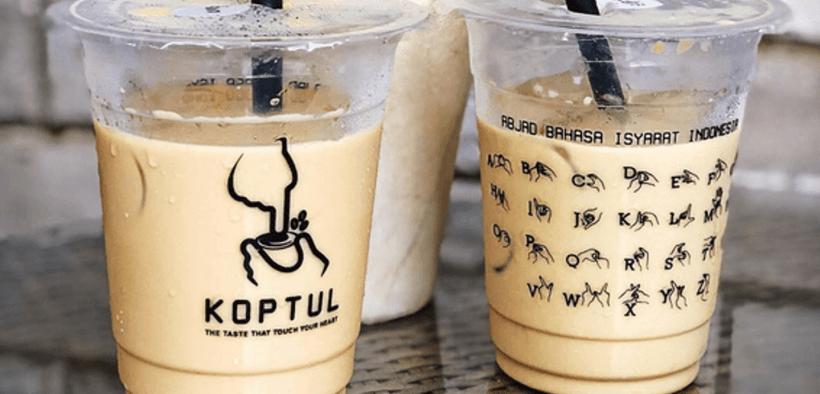 startup culinary sector Kopi Tuli KopTul