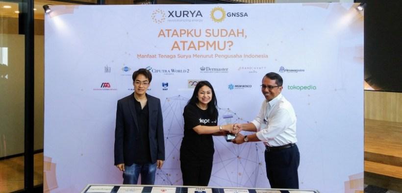 Xurya Startup is Targeting to Donate 10% of RI Solar Power Achievements
