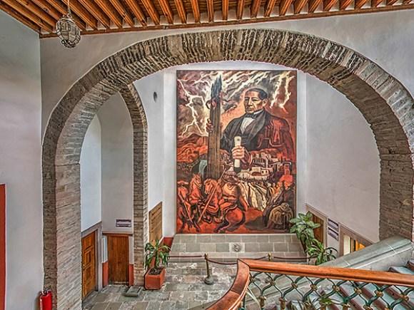 Ayuntamiento Guanajuato