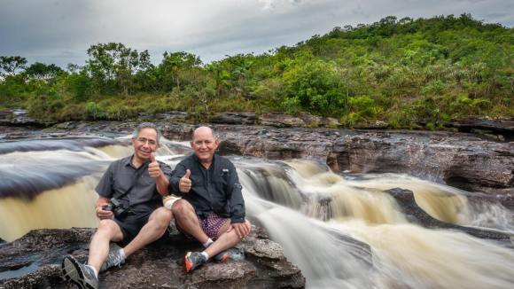 El Río de los Siete Colores en Colombia